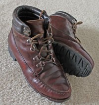 travel hiking boots