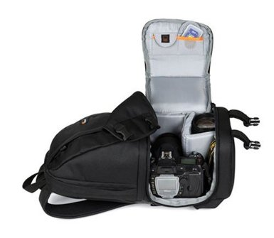 lowepro fastpack 100 bag review