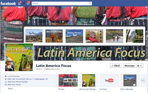 Latin America Focus on Facebook